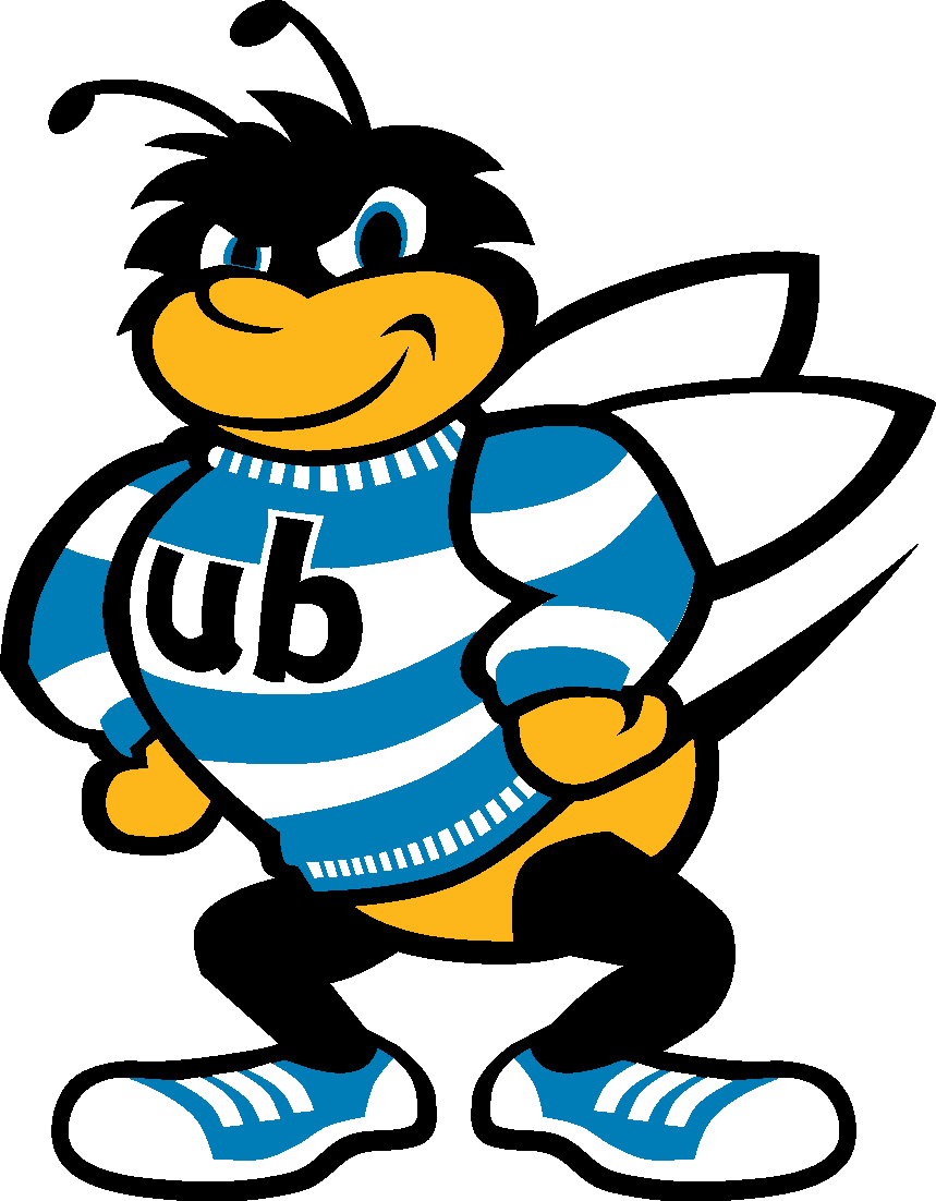 Eubie, the University of Baltimore college mascot