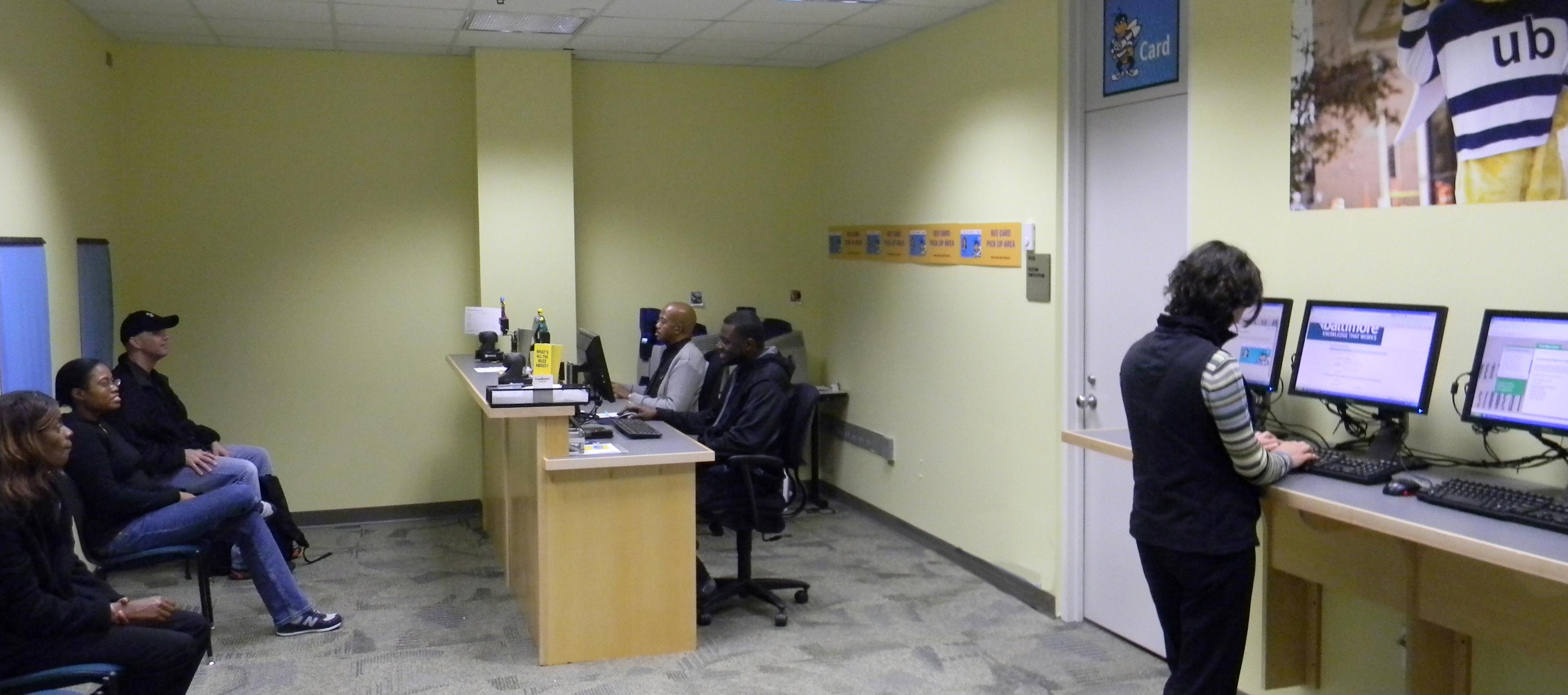 UB Bee Card Office