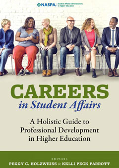 Careers in Student Affairs book cover