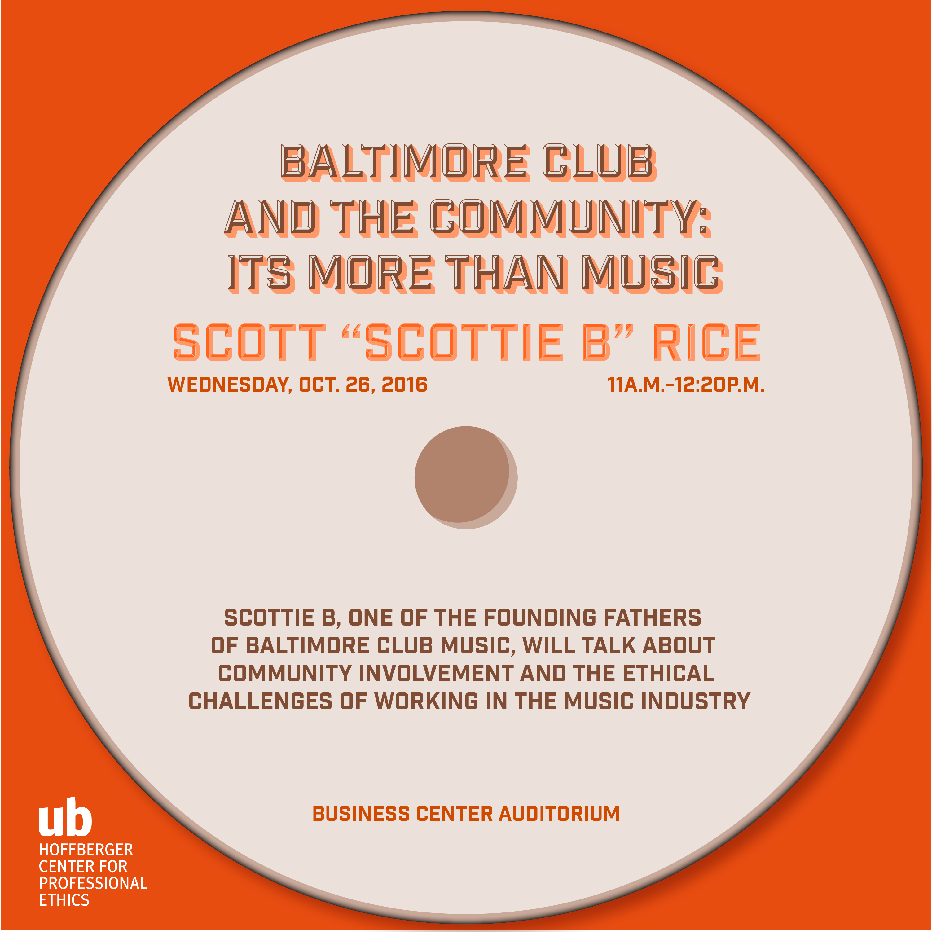 Baltimore Club and the Community