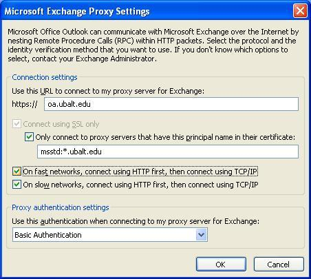 Outlook 07 Proxy Settings_2