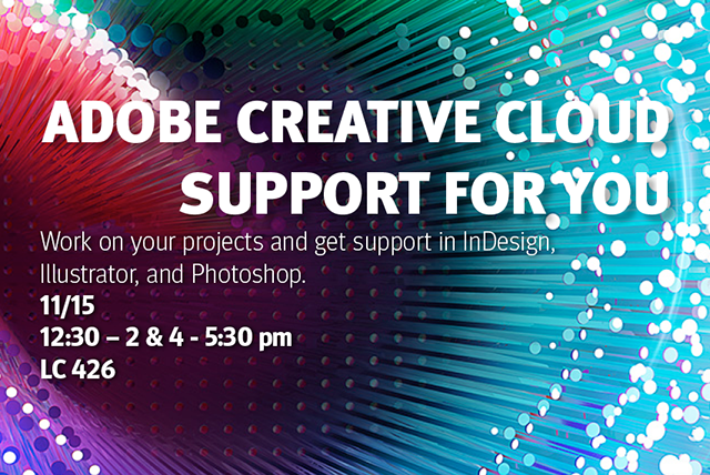 Adobe CC Support For You