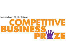 Countdown to the 2017 Leonard and Phyllis Attman Competitive Business Prize.