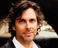 Klein Family Writer-in-Residence Michael Chabon