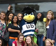 HEROES Academy: UB's Annual College Experience for Area High School Students