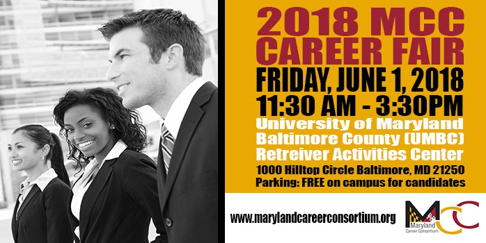 Maryland Career Consortium Career Fair