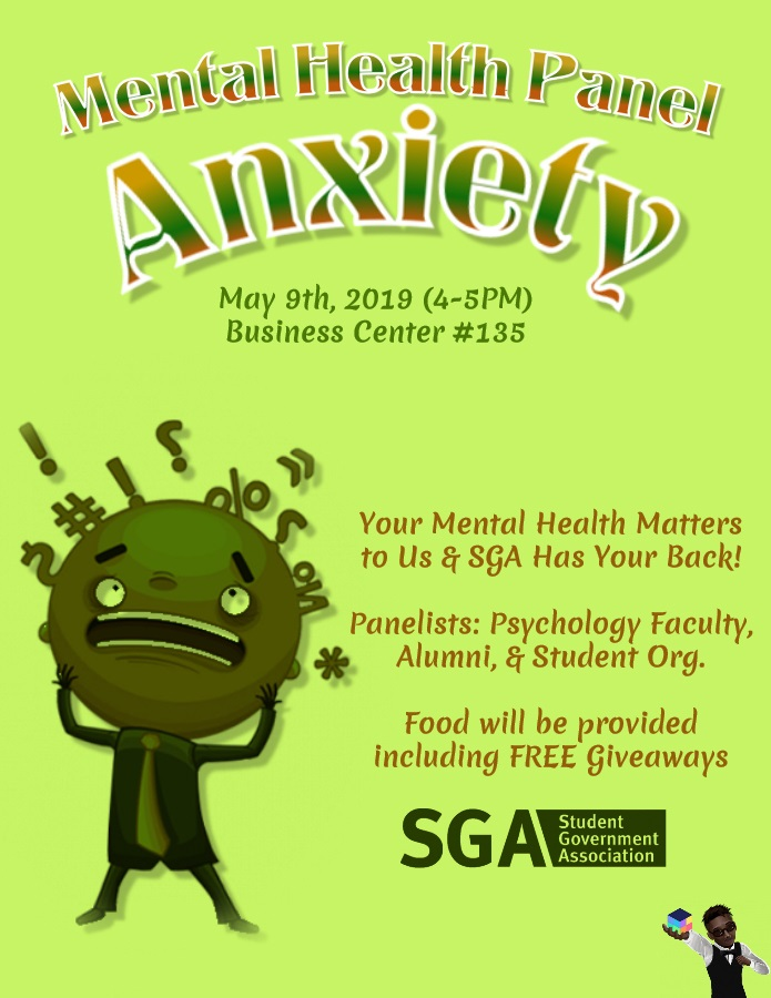 Mental Health Panel (Anxiety)