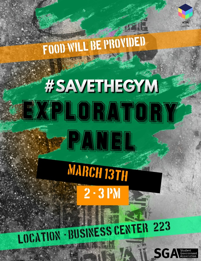 #SaveTheGym (Exploratory Panel)