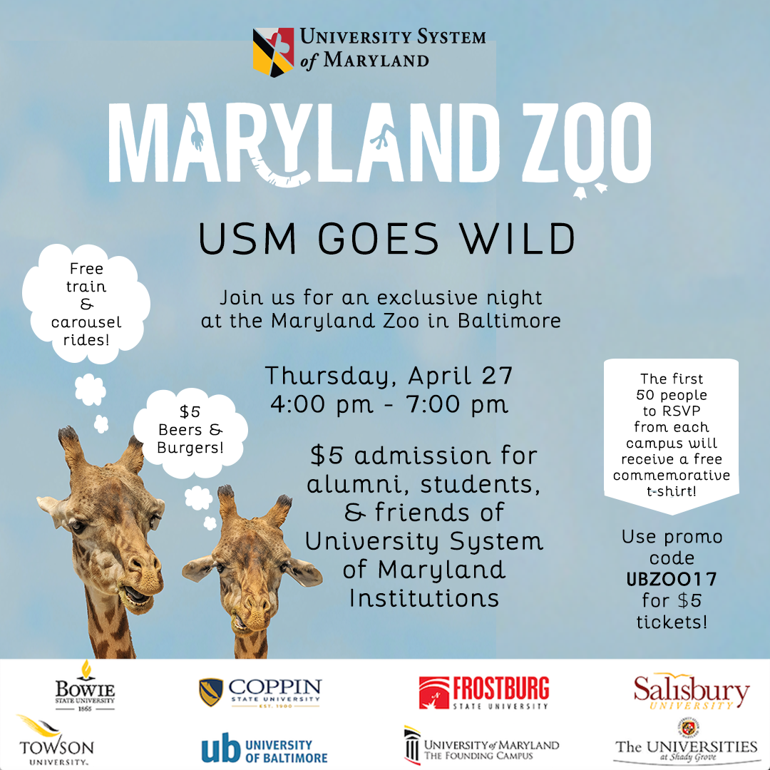 University System of Maryland at the Zoo