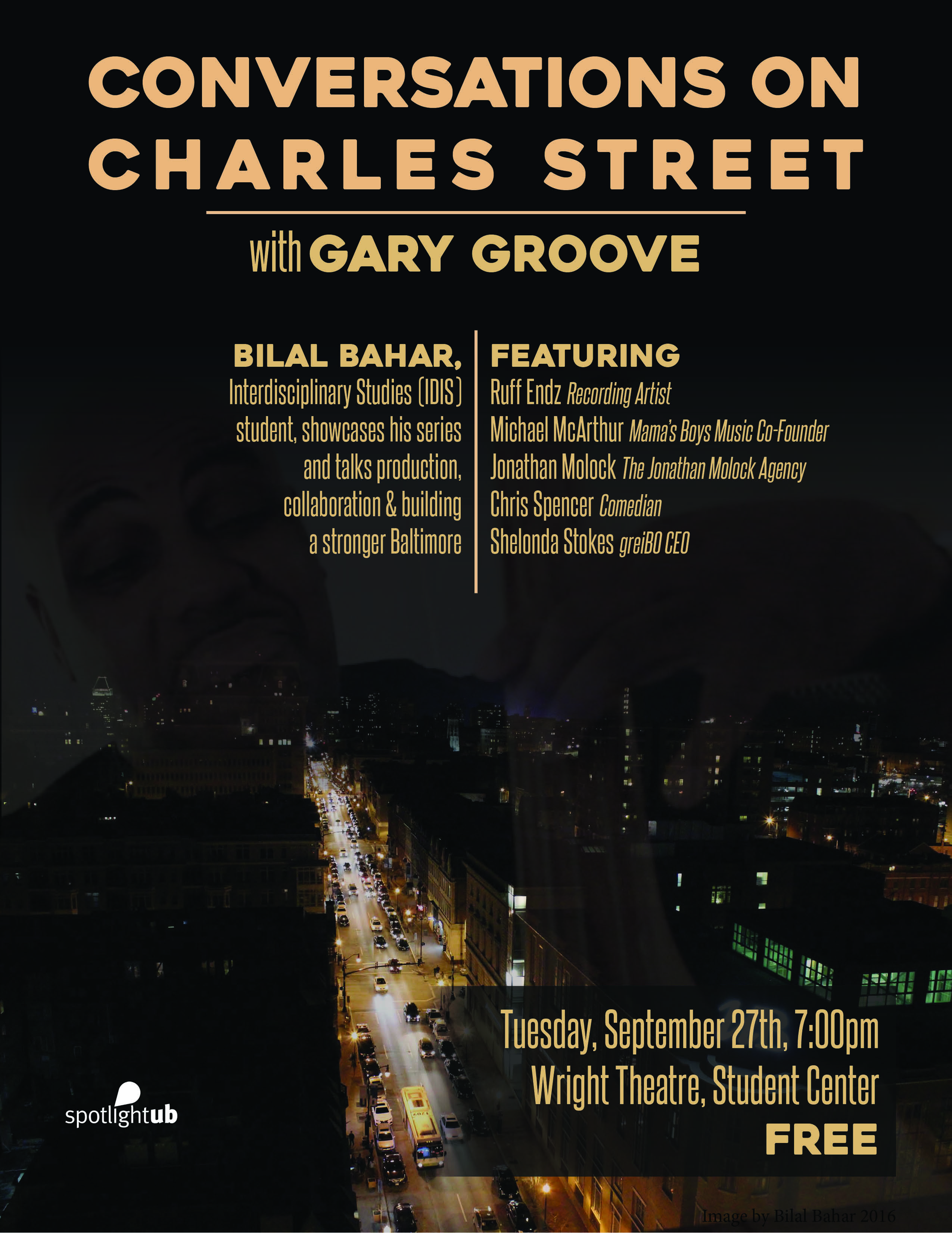 Charles Street Conversations