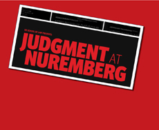 UB Presents: 'Judgment at Nuremberg,' with an Introduction by Judge Stephen Sfekas
