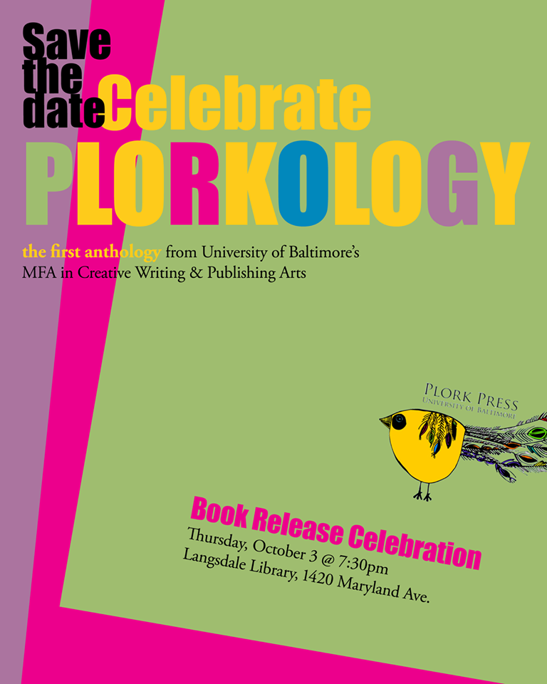 Plorkology: Book Release Celebration
