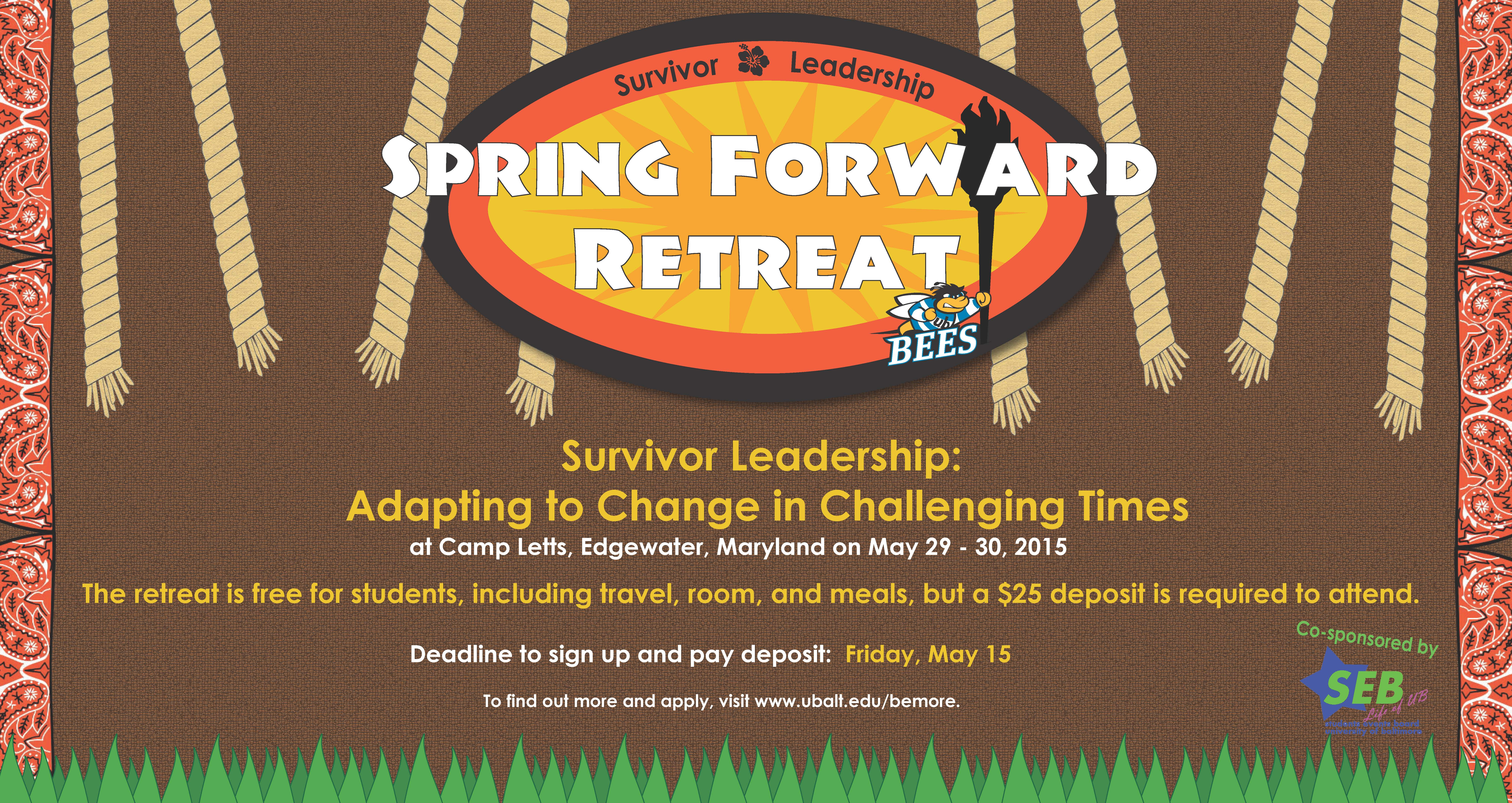 Spring Forward Retreat: Survivor Leadership
