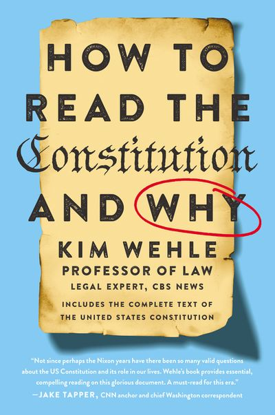 How to Read the Constitution -- and Why