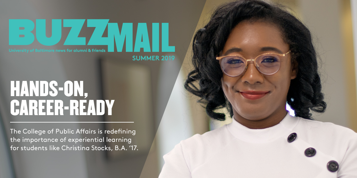 BuzzMail Summer 2019 Cover