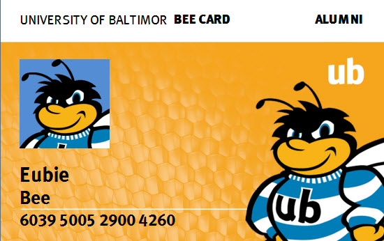alumni bee card