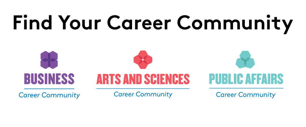 career community logos manage your career