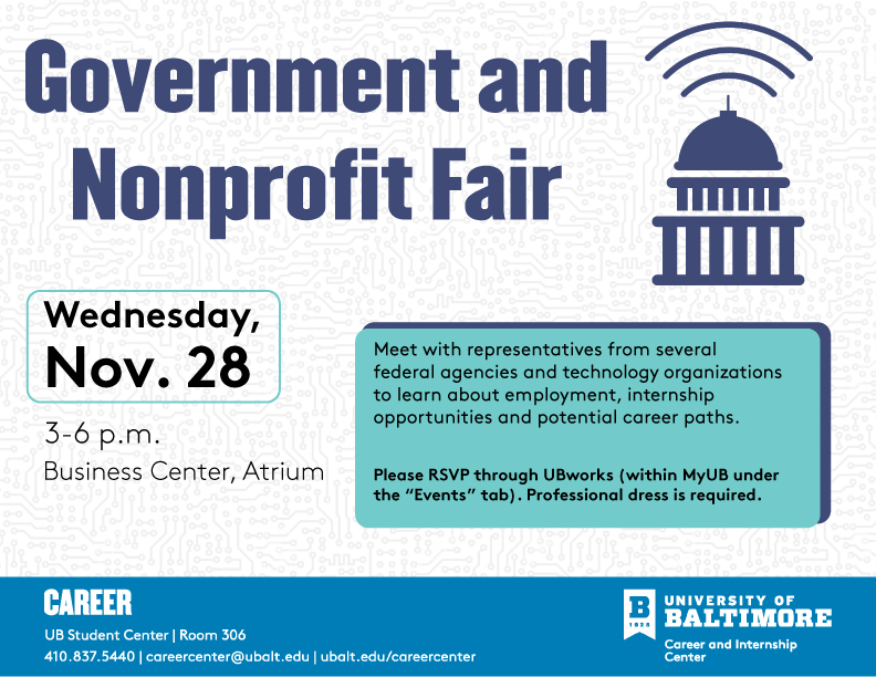 Government and Technology Fair