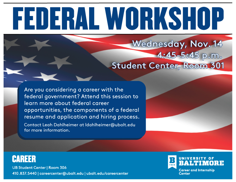 Federal Workshop