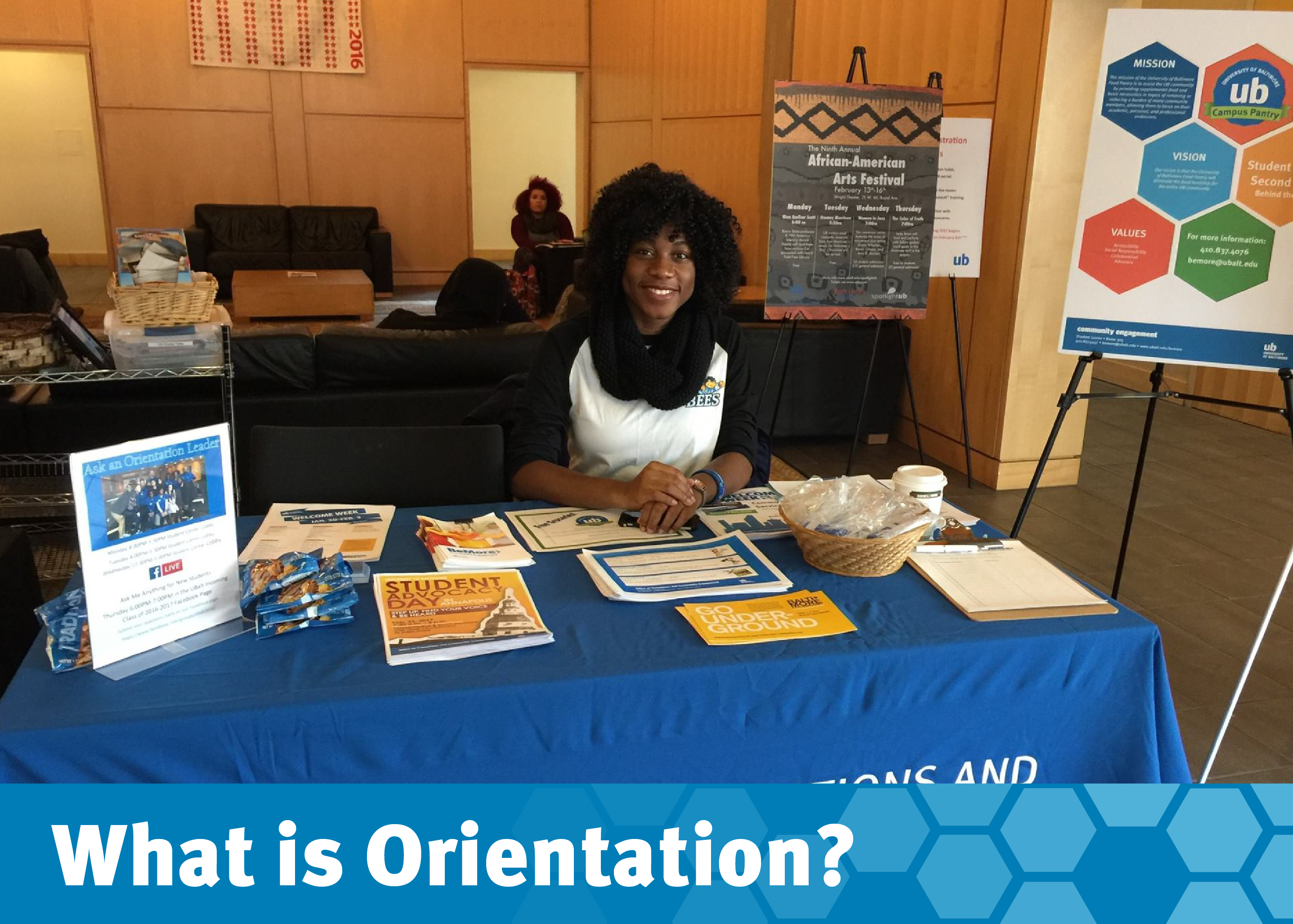 What is Orientation?