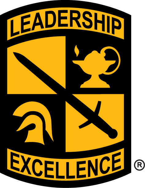 ROTC Logo, Leadership Excellence