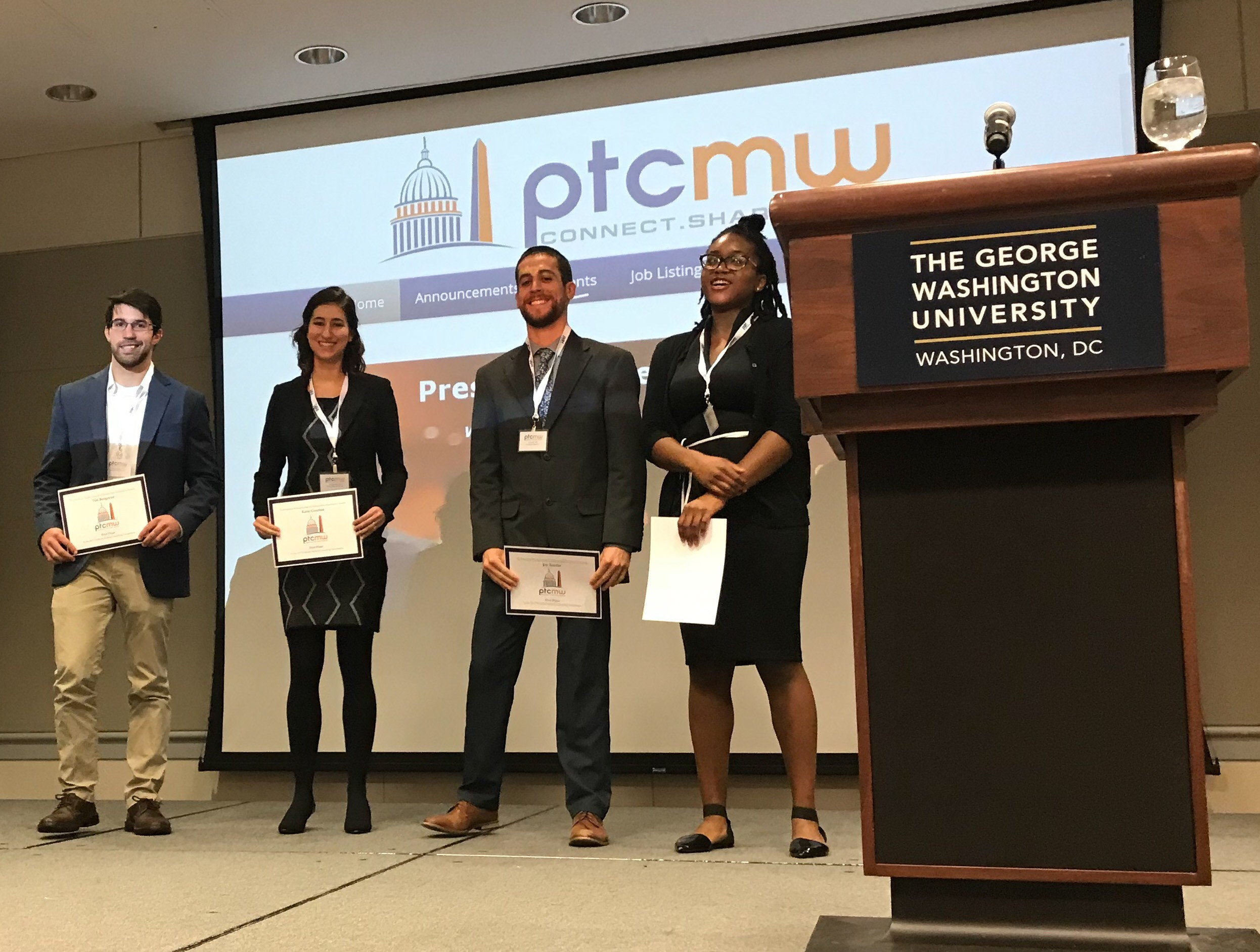 PTCMW competition  2017