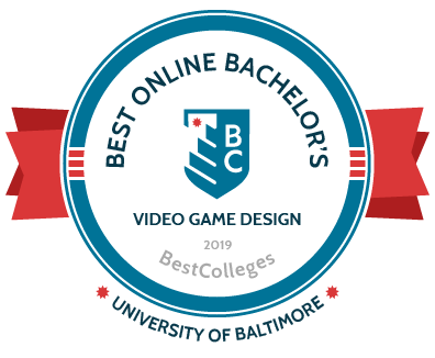 Best Colleges 2019 badge