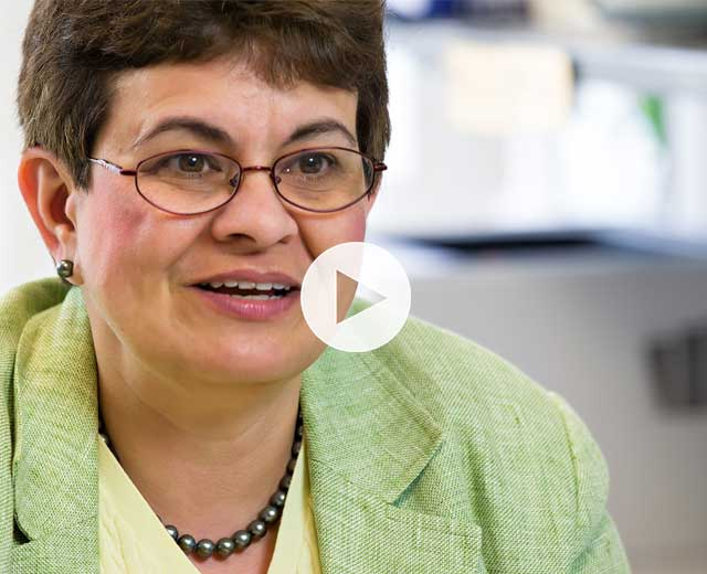 Lisa Stickney, professor in UB's MBA, talks about leading and managing people.