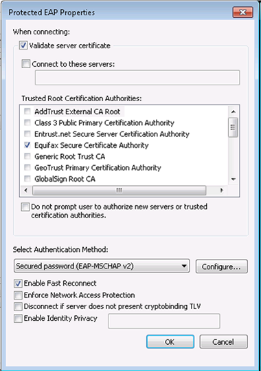 network settings image