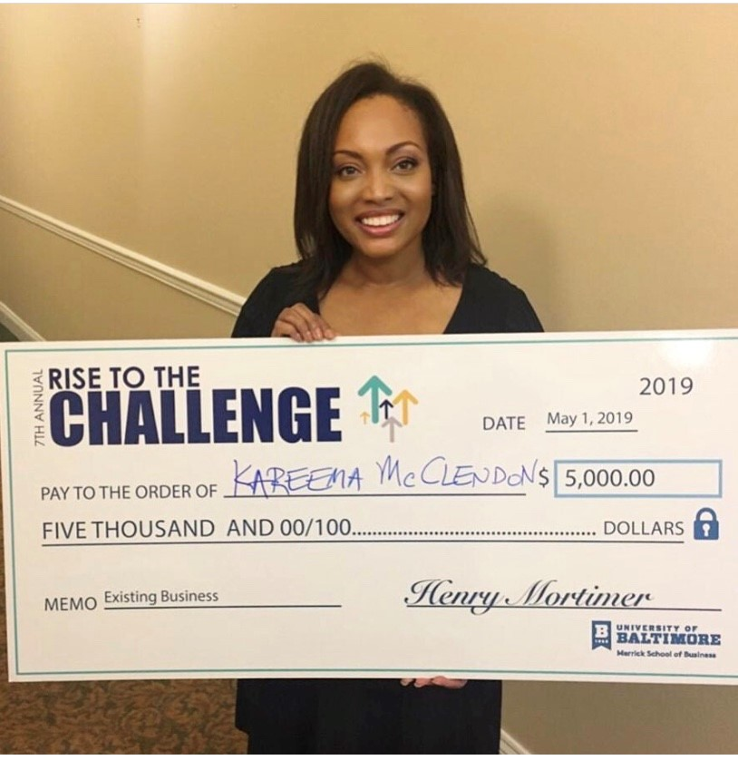 kareema rise to the challenge