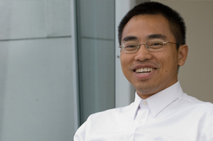 Dong Chen, Ph.D., Assistant Professor of Finance