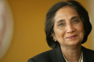 Veena Adlakha, Ph.D., Professor of Management