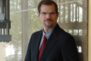 Donald E. Hatfield, Ph.D., associate professor of management