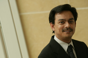 Tarikul Islam, manager of finance