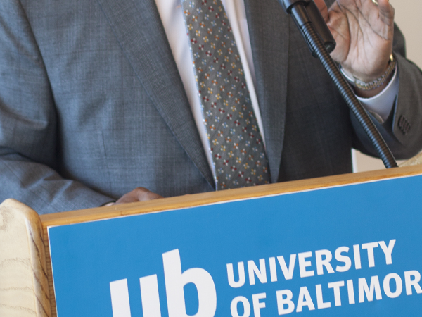University of Baltimore leadership image