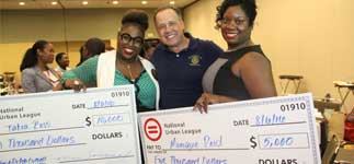 UB Business Student, Arts and Sciences Alumna Win Top Awards for Entrepreneurs at National Urban League Competition