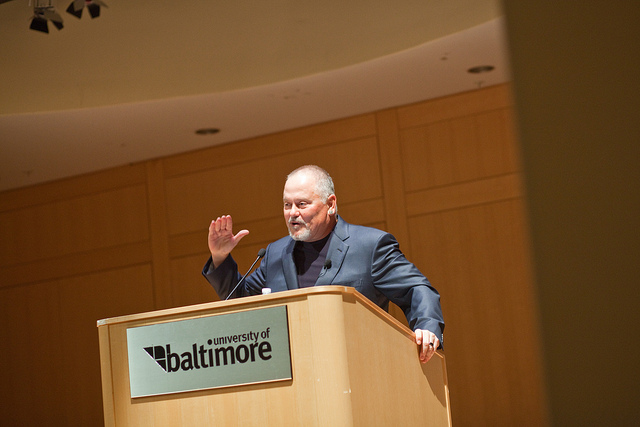 Bob Parsons, B.S. '75, D.H.L. '08, founder and executive chairman of Go Daddy