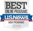 2018 U.S. News Best Graduate Schools, Best Online MBA Program