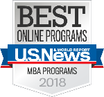 2018 U.S. News Best Graduate Schools, Best Online MBA Program