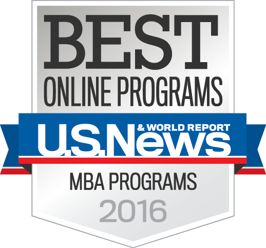 2016 U.S. News Best Graduate Schools, Best Online MBA Program
