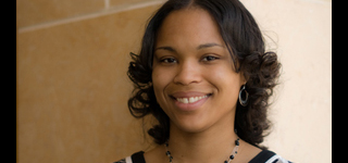 Quiana Gough, 2010 real estate and econmic development graduate