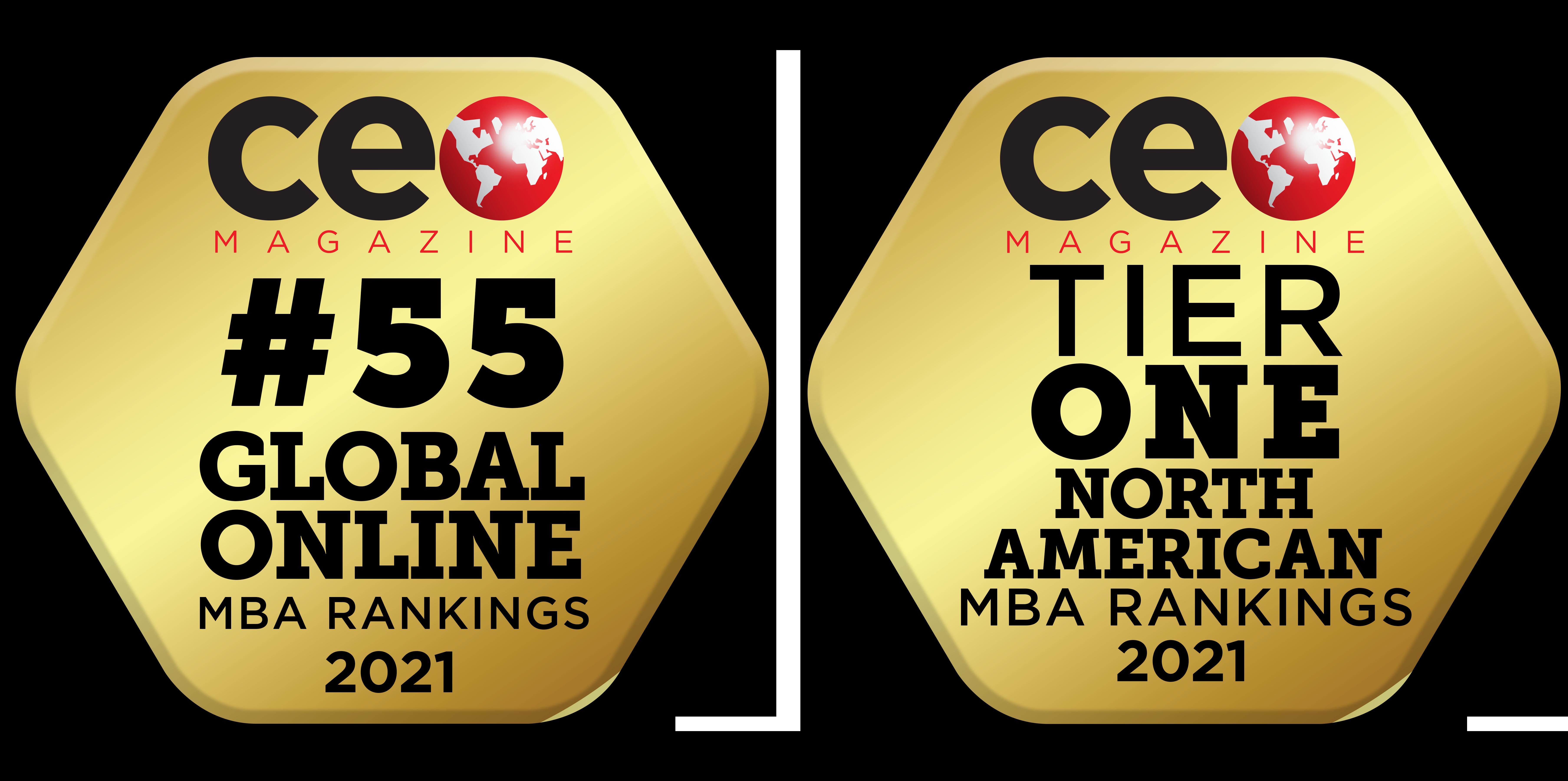 CEO Magazine Award Badges