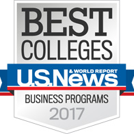 Business School Earns U.S. News 'Best Undergraduate Business Program' Ranking