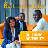 New Edition of UB Law Magazine Explores the Promise of Diversity