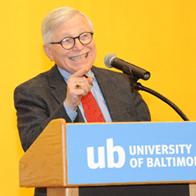 Law School's Prof. Warnken, 'Mr. UB,' to Retire This Spring