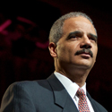 Video from U.S. Attorney General Eric Holder's Nov. 8 Talk at UB