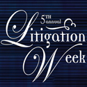 Law School's Litigation Week March 10-15
