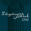 Law School's Litigation Week March 6-10