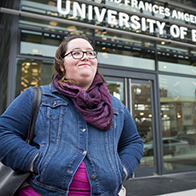 Law Student Elizabeth Paige Wins Newman Civic Fellows Award