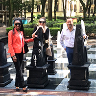 Public Affairs Graduate Students Explore Mexico City